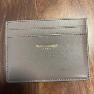 サンローラン(Saint Laurent)のサンローラン パスケース(名刺入れ/定期入れ)