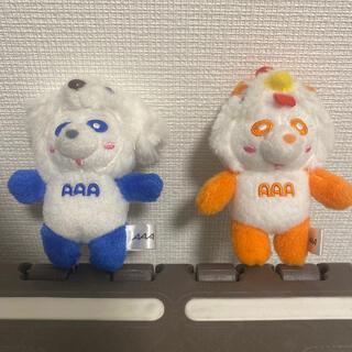 トリプルエー(AAA)のえ〜パンダ⭐︎AAA(アイドルグッズ)
