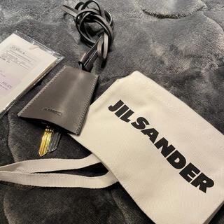 Jil Sander - 国内正規品 jil sander keys necklace キーネックレス