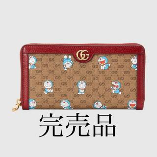 Gucci - GUCCI 財布 グッチ gucci ドラえもん コラボ 長財布 グッチ