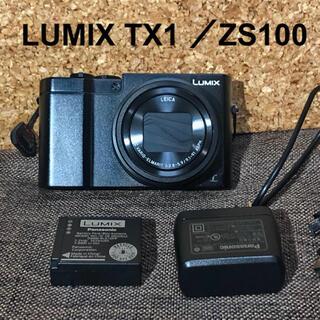 Panasonic  LUMIX  TX1 (海外版ZS100) 美品