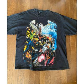 マーベル(MARVEL)の古着 old MARVEL tシャツ マーベル キャラTシャツ(Tシャツ/カットソー(半袖/袖なし))