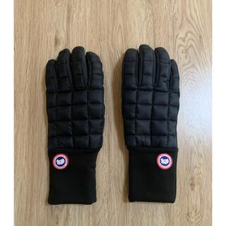カナダグース(CANADA GOOSE)のカナダグース 手袋 moto様専用(手袋)
