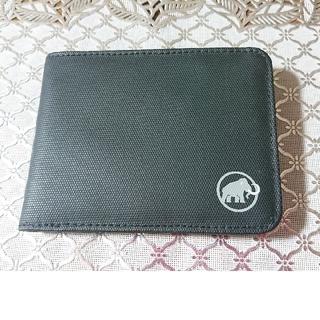 マムート(Mammut)の【ほぼ未使用】MAMMUT フラップウォレット(折り財布)