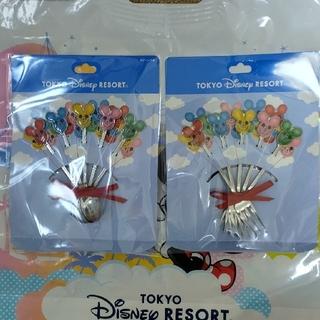 ディズニー(Disney)の新発売 ディズニー バルーン カトラリーセット(カトラリー/箸)