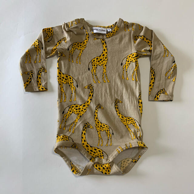mini rodini  80/86 キッズ/ベビー/マタニティのベビー服(~85cm)(ロンパース)の商品写真