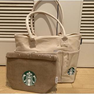 Starbucks Coffee - スターバックス 福袋2021年 トートバッグ&ランチバッグ