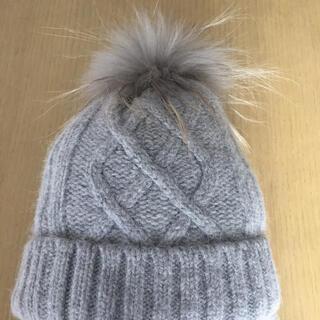 UNITED ARROWS - 美品❤️ユナイテッドアローズ ニット帽 ビーニー  ポンポン カシラ ビームス