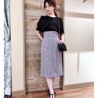 デイシー(deicy)のdeicy♡チェックタイトスカート(ひざ丈スカート)