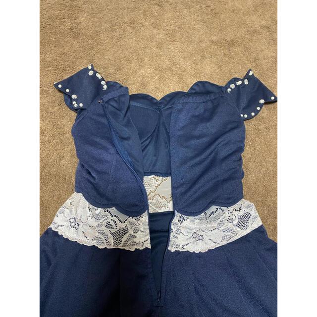 キャバワンピ レディースのフォーマル/ドレス(ナイトドレス)の商品写真