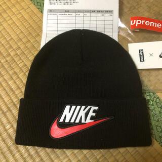 Supreme - supreme nike ビーニー ニット帽