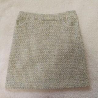 クミキョク(kumikyoku(組曲))の組曲 giolicaコラボ ツイードスカート(ひざ丈スカート)