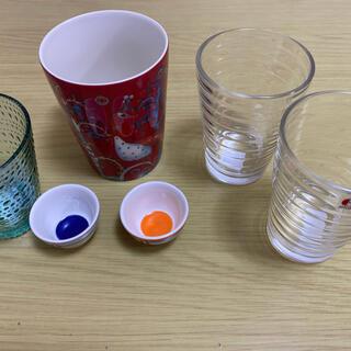 イッタラ(iittala)のイッタラ まとめ売り 新品未使用(エッグカップと3枚目コップのお箱のみあります)(食器)