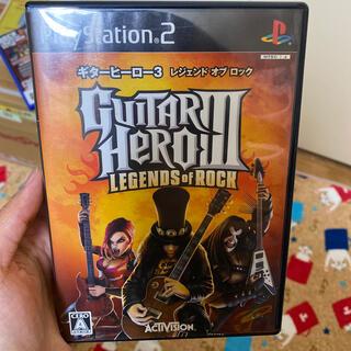 プレイステーション2(PlayStation2)のギターヒーロー3 レジェンド オブ ロック PS2(家庭用ゲームソフト)