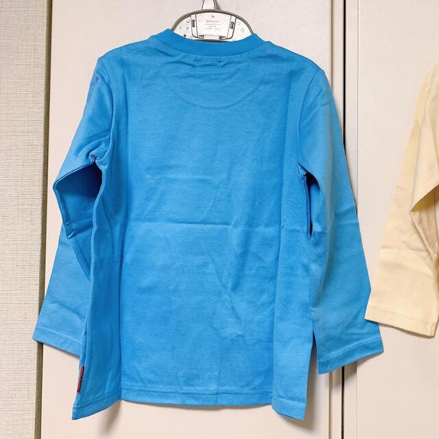 mikihouse(ミキハウス)のロンT tシャツ ミキハウス新品タグ付き 100cm キッズ/ベビー/マタニティのキッズ服男の子用(90cm~)(Tシャツ/カットソー)の商品写真