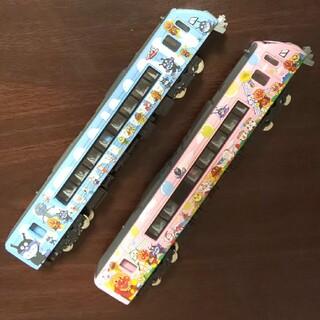 アガツマ(Agatsuma)のアンパンマン バイキンマン 電車 ダイヤペット(キャラクターグッズ)