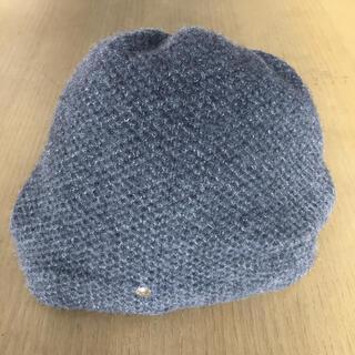 フルラ(Furla)の美品❤️カシミヤ100% ❣️フルラ ニット帽  カシラ アグ スローブイエナ(ニット帽/ビーニー)