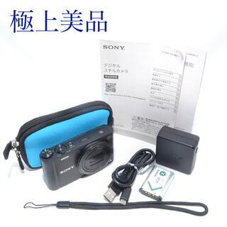 SONY - 【極上美品❗️】SONY DSC-WX350 ブラック