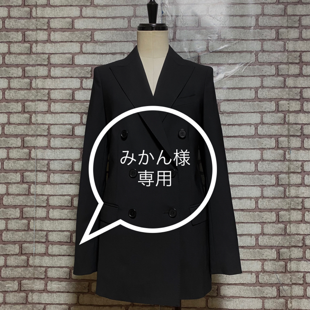 theory(セオリー)の【みかん様専用】Theory ジャケット レディースのジャケット/アウター(テーラードジャケット)の商品写真