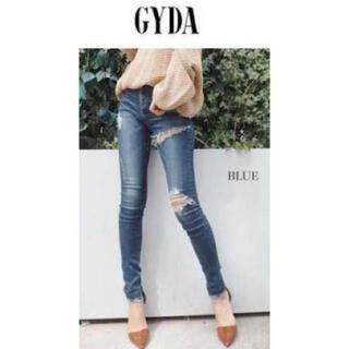 ジェイダ(GYDA)のgyda デニム スキニー パンツ S(デニム/ジーンズ)