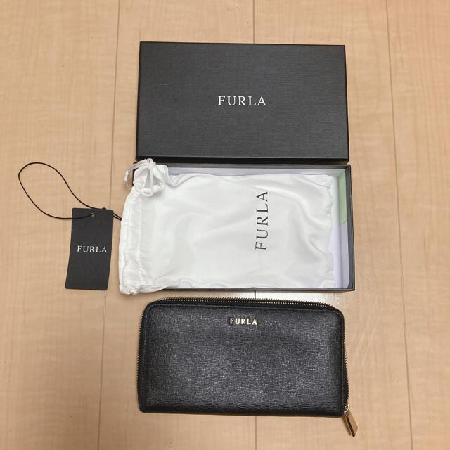 Furla(フルラ)のFURLA 長財布 美品 レディースのファッション小物(財布)の商品写真