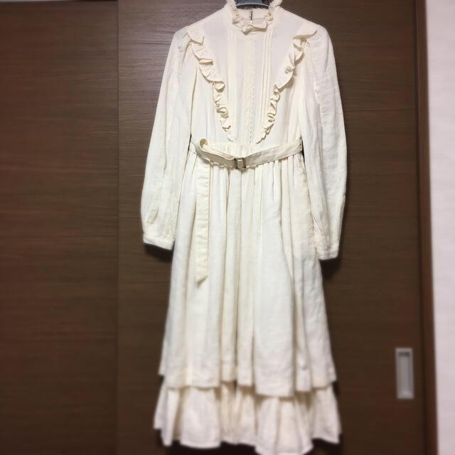 Victorian maiden(ヴィクトリアンメイデン)の(2月末までの出品)ハーベストベルトドレス レディースのワンピース(ロングワンピース/マキシワンピース)の商品写真
