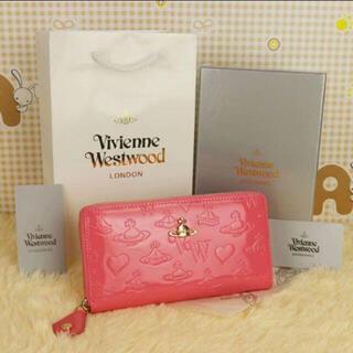 Vivienne Westwood - 新品 Vivienne Westwood エナメル 長財布 ヴィヴィアン 人気