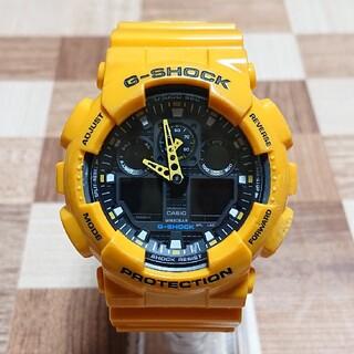 G-SHOCK - 【CASIO/G-SHOCK】デジアナ メンズ腕時計 GA-100A-9AJF