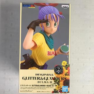 バンプレスト(BANPRESTO)のドラゴンボールフィギュアGLITTER&GLAMOROUS ブルマ3のB(アニメ/ゲーム)