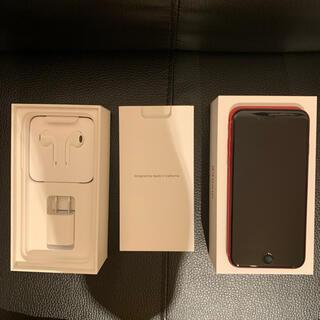 アイフォーン(iPhone)のiPhone8 64GB SIMロック解除済(スマートフォン本体)