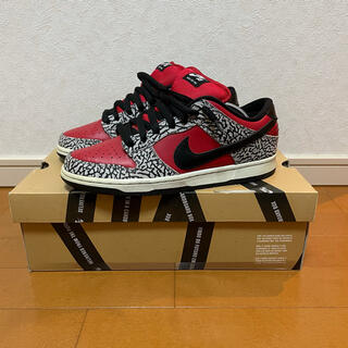Supreme - 26.5 supreme nike sb dunk low