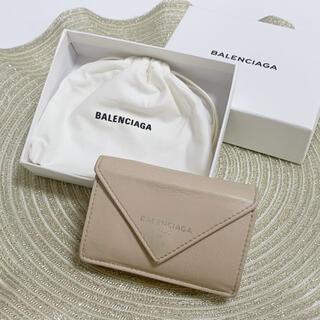 Balenciaga - 田中みな実さん愛用 ♡ バレンシアガ ペーパーミニウォレット