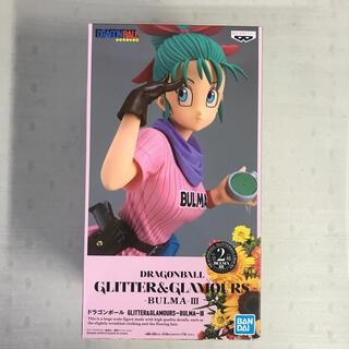 バンプレスト(BANPRESTO)のドラゴンボールフィギュアGLITTER&GLAMOROUS ブルマ3のA(アニメ/ゲーム)