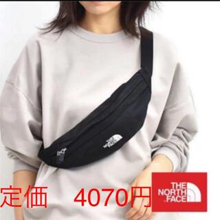 THE NORTH FACE - 【未開封新品】ノースフェイス ボディバック 黒色 1.5L  刺繍ロゴ 男女兼用