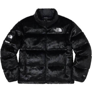 Supreme - supreme the north face faux fur Nuptse M