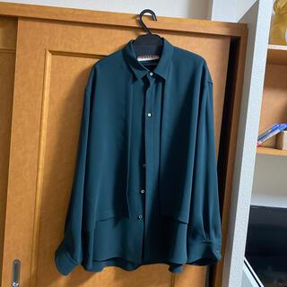 STUDIOUS - cullni 20aw レイヤードシャツ