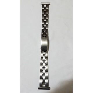 マルマン(Maruman)の商品NO.275♪ラグ幅16mm【新品】Maruman♪シルバー色・金属ベルト(金属ベルト)