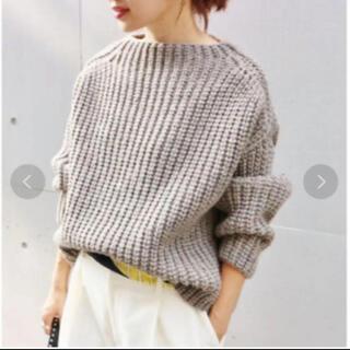 IENA - IENA chere British wool pullover
