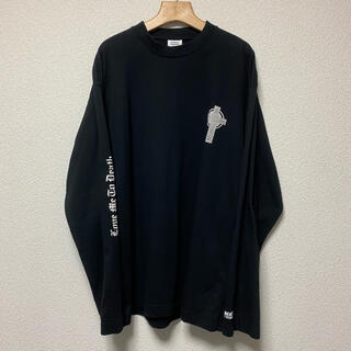 Balenciaga - 明日発送 VETEMENTS LOVE ME TO DEATH L/S TEE