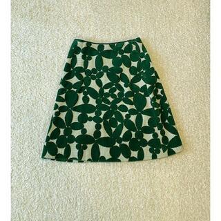 mina perhonen - mina perhonen ミナペルホネン leaf スカート