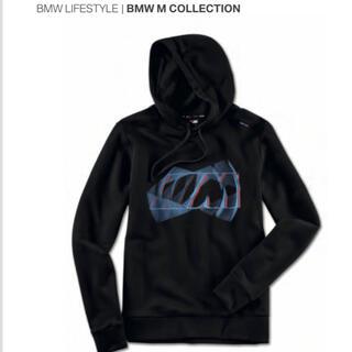 BMW - 新品未開封BMW M コレクション Mフードジャケット Lサイズ☆純正 アパレル