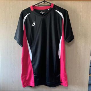 asics - 【新品】asics バレーボール ゲームシャツ L