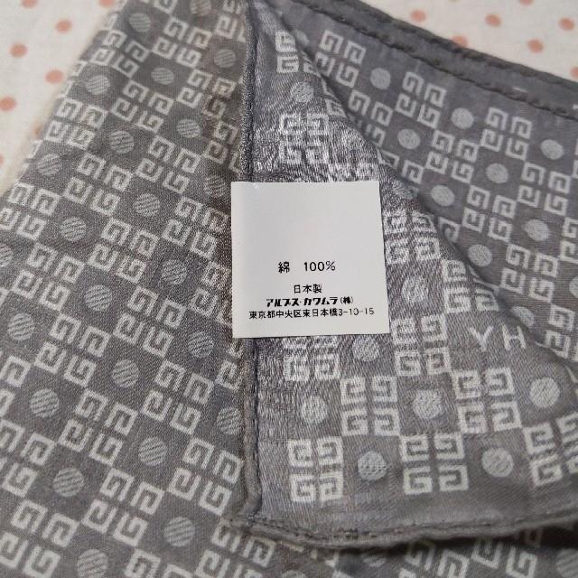 GIVENCHY(ジバンシィ)の新品未使用 ジバンシィ ハンカチ 綿 GIVENCHY ジバンシー ユニセックス レディースのファッション小物(ハンカチ)の商品写真