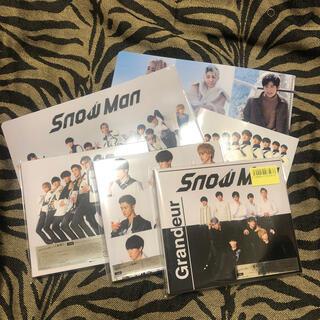 Johnny's - SNOWMAN grandeur 初回A+B+通常 楽天予約 未開封3枚組