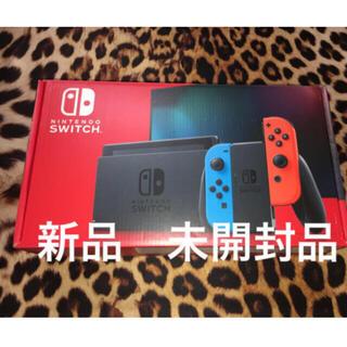 Nintendo Switch - 新品未開封 ニンテンドー スイッチ 本体 Nintendo Switch ネオン