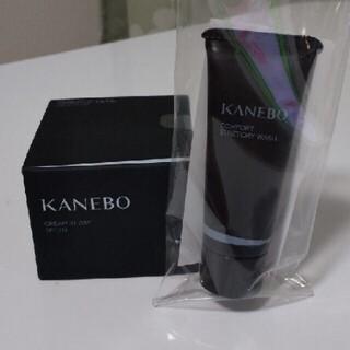 Kanebo - KANEBO🌸クリーム イン デイ 現品 洗顔料 ミニボトル