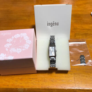 アルバ(ALBA)のセイコー アルバ ingenu 時計(腕時計)