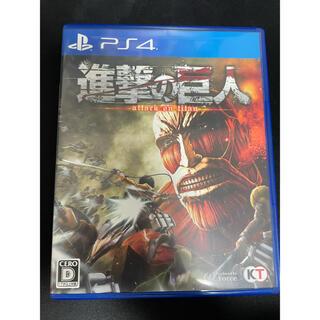 Koei Tecmo Games - 【即日発送】進撃の巨人 PS4 ソフト