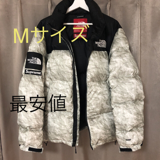 Supreme - supreme  north face paper nuptse M ヌプシ 紙