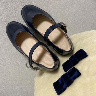 メルロー(merlot)の新品 未使用 メルロー 靴(バレエシューズ)